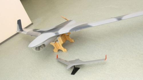 БПЛА «Аэроб 4D»