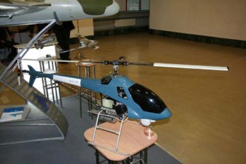 Мини-БЛА вертолетного типа ZALA 421-05H