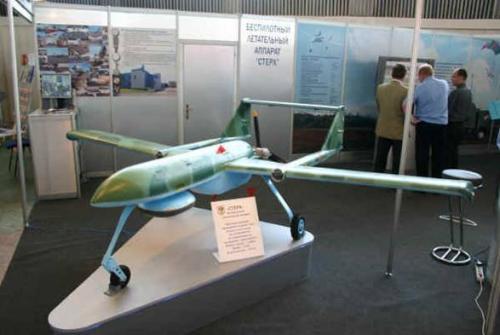 Рисунок 3. БЛА «Стерх» Минского авиаремонтного завода. Классика аэродромного базирования
