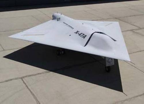 БЛА X-47A фирмы Northrop Grumman