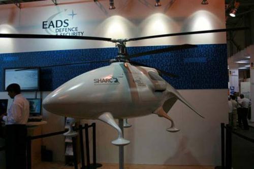 Рисунок 10. Беспилотный вертолет «Shark»