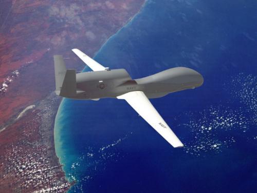 Рисунок 4. БЛА RQ-4A Global Hawk