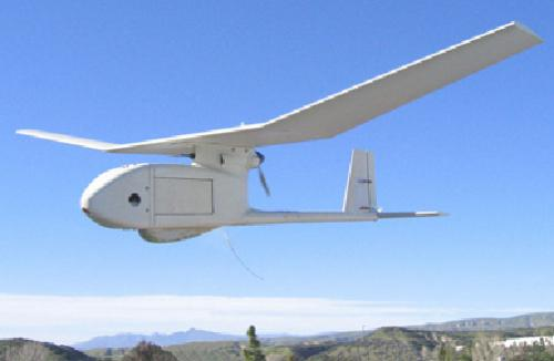 БЛА Raven RQ-11B