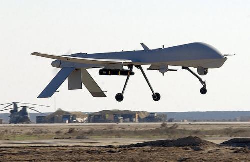 БЛА Predator в 2005 году уничтожил одного из лидеров «Аль-Каиды»