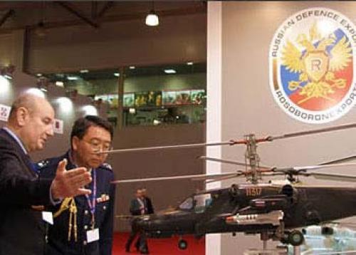 Возможно, в недалекой перспективе на стендах Рособоронэкспорта появятся и отечественные беспилотники