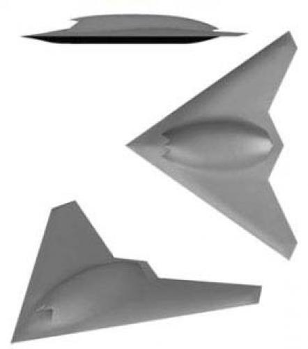 БЛА X-45C