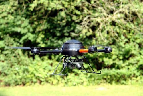 Рисунок 1. БЛА компании Microdrones GmbH