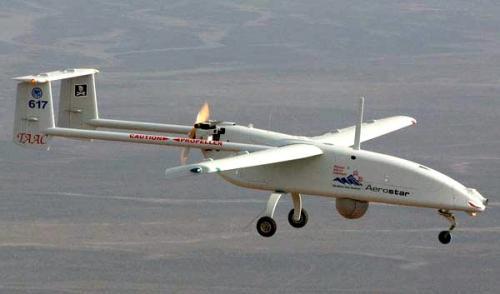 Рисунок 5. БЛА Aerostar