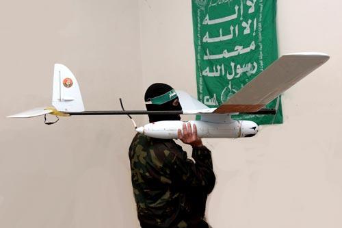 Неопознанный беспилотный летательный аппарат