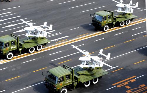 Китайские Беспилотные летательные аппараты