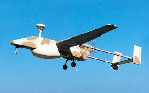 Израильский БПЛА Searcher Mk2