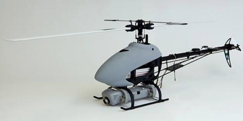 Взломанный БПЛА Hornet-mini