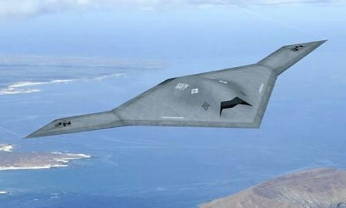 Беспилотный аппарат X-47B
