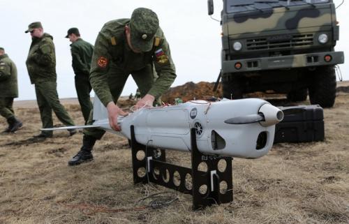 Беспилотный летательный аппарат Застава